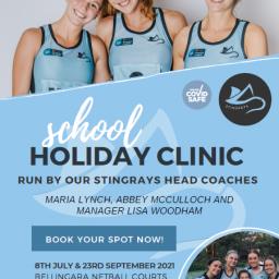 Engadine Eagles Netball Club - Holiday Clinic
